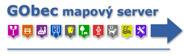 GObec mapový server